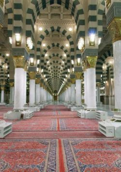 Reciting Durood when Entering and Exiting the Musjid