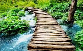 bridge across