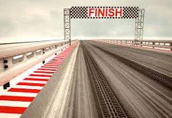The Finishing Line